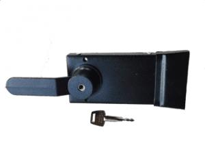 Fechadura com chave tetra