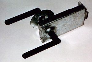 Fechadura de Sobrepor Simples sem chave