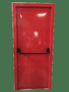 Porta Corta Fogo Pintada