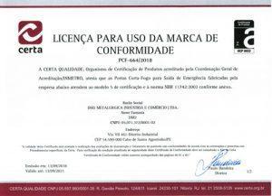 Certificação CERTA